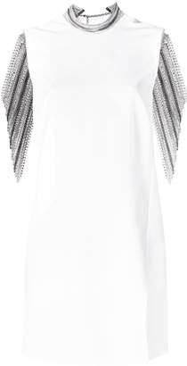 Versace beaded dress