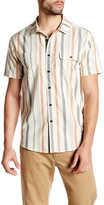 Billabong Hendrix Striped Short Sleeve Core Fit Shirt
