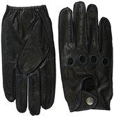 Original Penguin Men's Sheepskin Driving Gloves