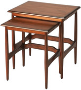 Butler Specialty Company Bryant End or Side Table in Olive Ash Burl