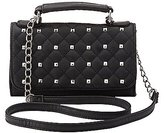 Charlotte Russe Studded Crossbody Flap Bag