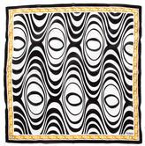 Fendi Multicolor Printed Scarf