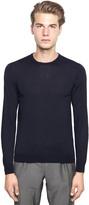 Drumohr Extra Fine Merino Wool Crew Neck Sweater