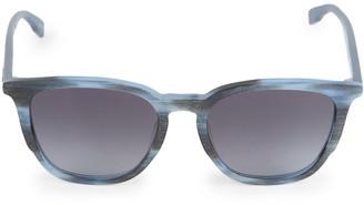 BOSS ORANGE 53MM Two-Tone Square Sunglasses