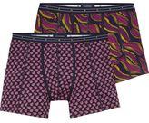Scotch & Soda 2-Pack Printed Boxer Shorts