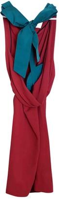 Louis Vuitton Pink Silk Dress for Women