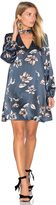 Amanda Uprichard Isla Mini Dress