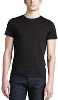 Theory Crewneck T-Shirt, Black
