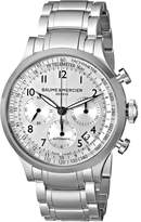 Baume & Mercier Baume Mercier Capeland Men's Dial Automatic Chronograph Watch