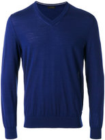 Z Zegna V-neck jumper - men - Wool - M