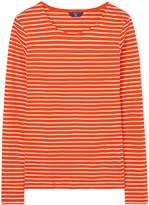 Gant Rib Stripe T-Shirt