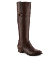 Crown Vintage Sorya Wide Calf Riding Boot