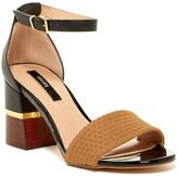 Kensie Estan Block Heel Sandal