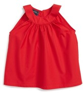 Oscar de la Renta Girl's Sleeveless Top