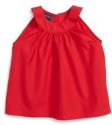 Oscar de la Renta Toddler Girl's Sleeveless Top