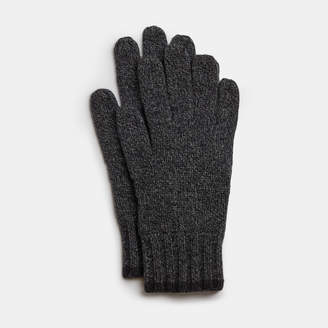 James Perse RECYCLED CASHMERE TIPPED GLOVES