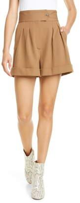 Tommy Hilfiger High Waist Chino Shorts