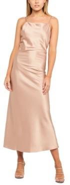 Bardot Estelle Drape Dress