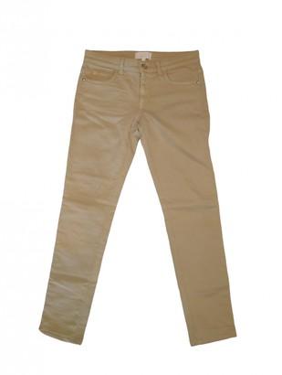 Gucci Ecru Denim - Jeans Trousers