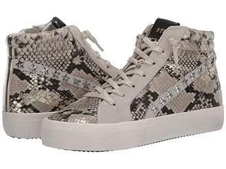 Steve Madden Qualify Sneaker (Gold Snake) Women's Shoes