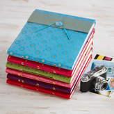 Paper High Handmade Large Sari Photo Album