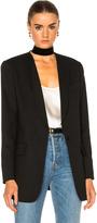 Smythe Skinny Lapel Blazer Jacket