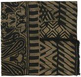 Etro metallic scarf