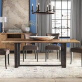 Hooker Furniture Live Edge Dining Table