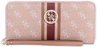GUESS SS787646ROS Jensen Zip Around Wallet