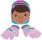 Disney Doc McStuffins Child/Girls Winter 2 Piece Hat And Gloves Set