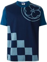 Comme des Garcons Junya Watanabe Man round neck printed T-shirt