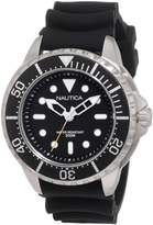 Nautica Men's Sport N18630G Resin Quartz Watch