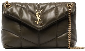Saint Laurent small Loulou Puffer crossbody bag