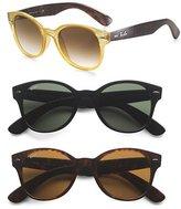 Round Wayfarer Sunglasses