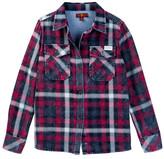 7 For All Mankind Button-Up Shirt (Little Girls)