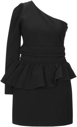 WEILI ZHENG Short dresses