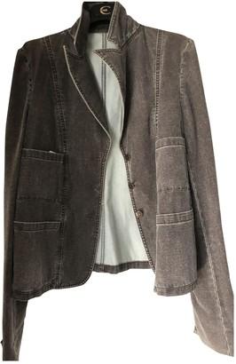 Chanel Brown Denim - Jeans Jackets