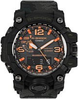 G-shock X Maharishi Black Chronograph Watch