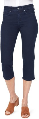 NYDJ Straight Capri Jeans