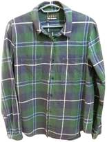 The Kooples Green Cotton Top for Women