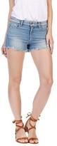 Paige Women's Vera Cutoff Denim Shorts