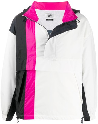 Eytys Colour Blocked Rain Jacket