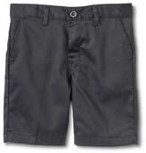 Dickies Big Boys' Slim Fit Flat Front Short