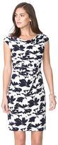 Chaps Women's Floral Sheath Dress