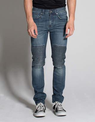 RSQ London Moto Mens Skinny Jeans