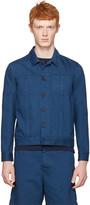 Marni Blue Denim Jacket