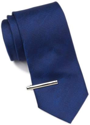 Calvin Klein Silk Watercolor Solid Tie Set