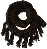 Hat Attack Fringe Double Loop