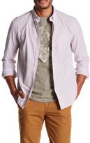 Timberland Striped Long Sleeve Trim Fit Shirt