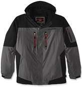 Free Country Men's Tall Ripstop Mid-Weight Jacket